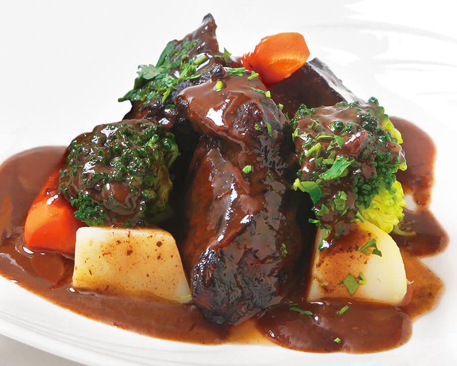 お肉と旬野菜のグリル